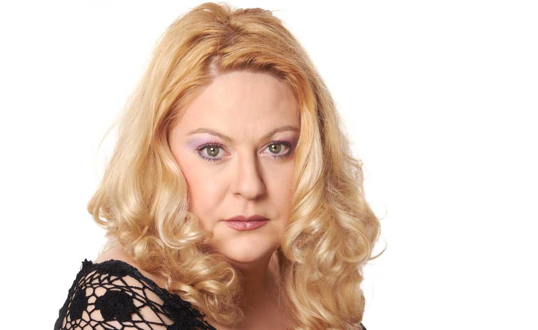Melanie Maennl, dramatischer Sopran